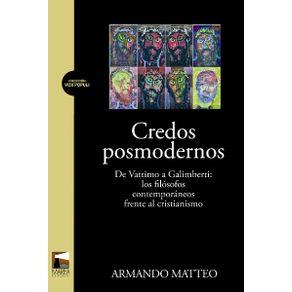 CREDOS-POSMODERNOS