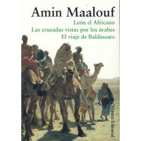 TRILOGIA AMIN MAALOUF