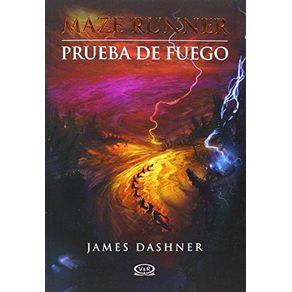 MAZE-RUNNER-PRUEBA-DE-FUEGO
