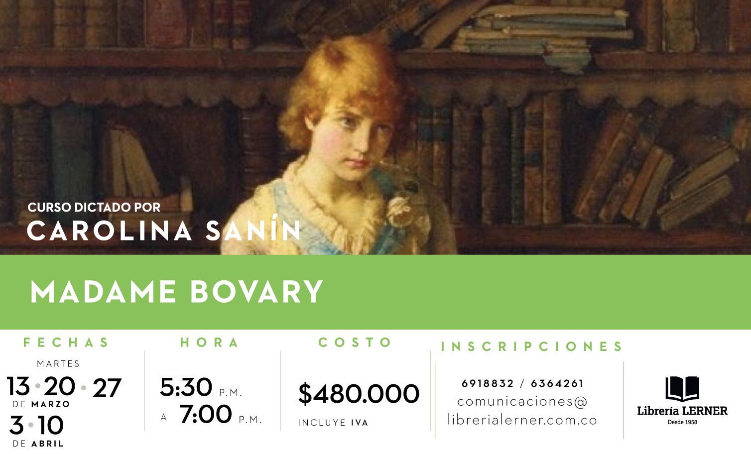 Banner Colección Editorial Rizzoli - MADAME BOVARY