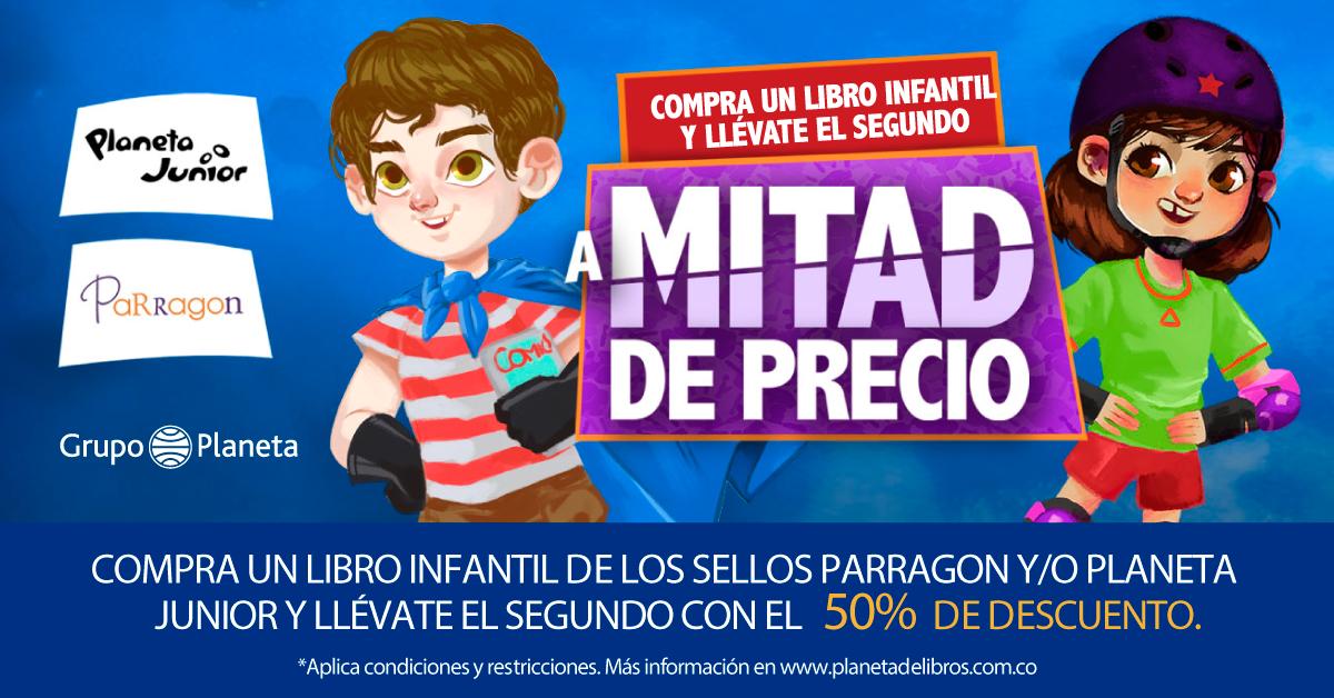 Banner Planeta Junior Parragon