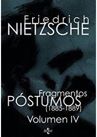 FRAGMENTOS-POSTUMOS-1885-1889-VOLUMEN-IV