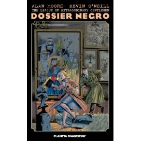 THE-LEAGUE-OF-EXTRAORDINARY-GENTLEMEN-DOSSIER-NEGRO