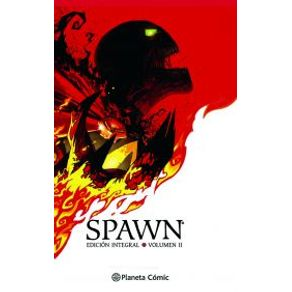SPAWN-VOLUMEN-II