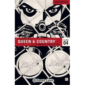 QUEEN AND COUNTRY VOLUMEN 4