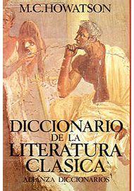 DICCIONARIO DE LA LITERATURA CLÁSICA
