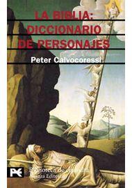 BIBLIA DICCIONARIO DE PERSONAJES