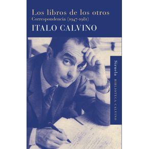 LOS LIBROS DE LOS OTROS, CORRESPONDENCIA 1947-1981