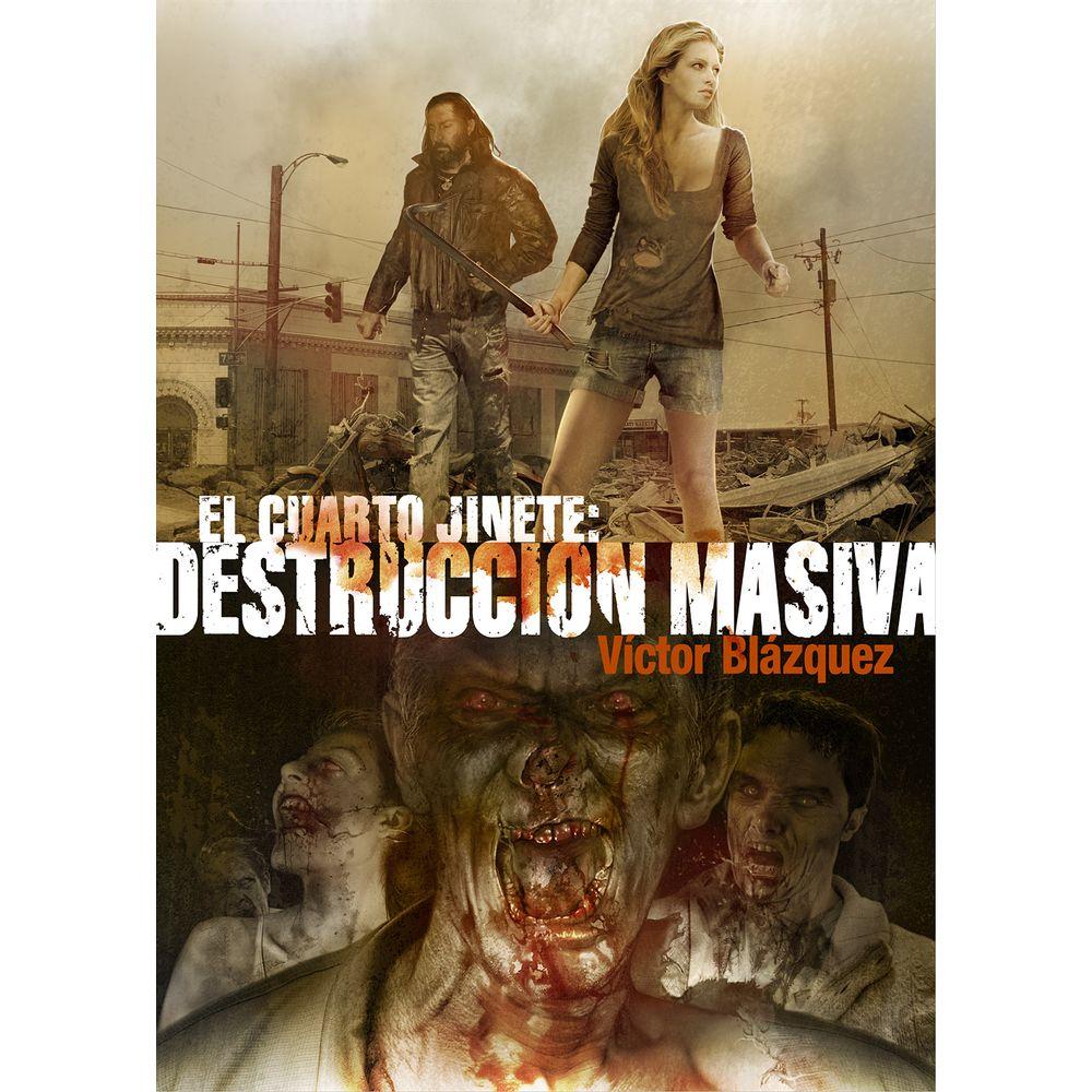 EL CUARTO JINETE DESTRUCCION MASIVA - librerialerner