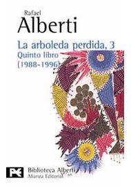 ARBOLEDA PERDIDA 3 QUINTO LIBRO 1988-1996 ABAL054