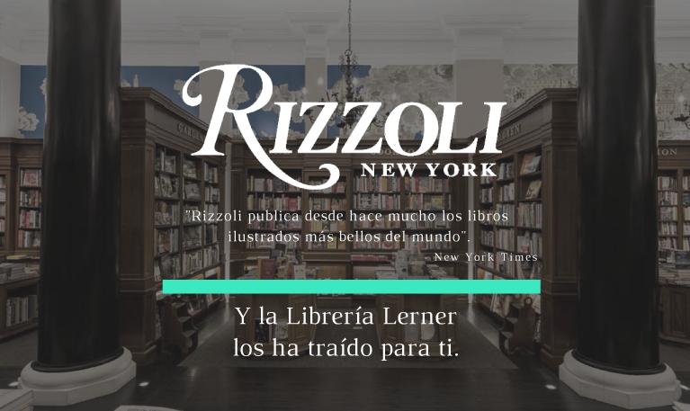 Banner Colección Editorial Rizzoli