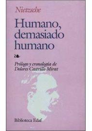 HUMANO-DEMASIADO-HUMANO