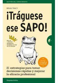 TRAGUESE-ESE-SAPO