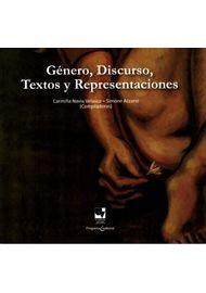 GENERO-DISCURSO-TEXTOS-Y-REPRESENTACIONES