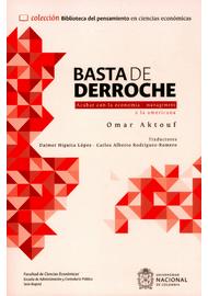 BASTA-DE-DERROCHE