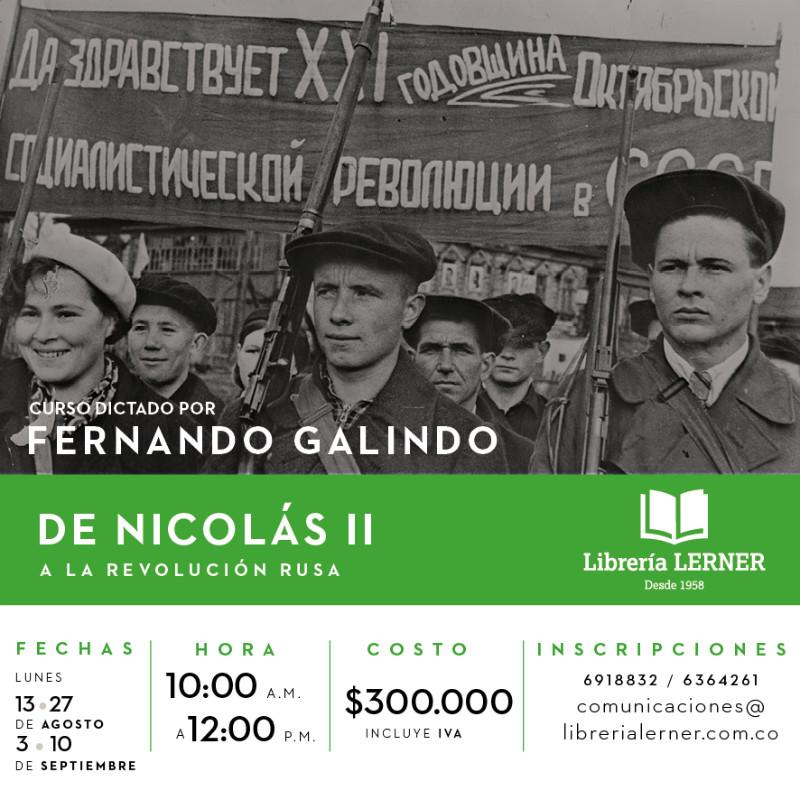 Curso DE NICOLAS II