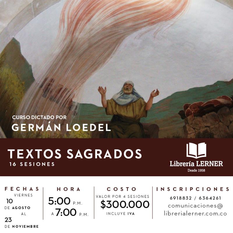 Curso TEXTOS SAGRADOS