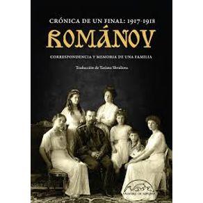 ROMANOV-CRONICA-DE-UN-FINAL-1917-1918
