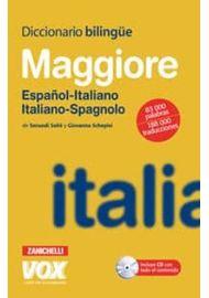 DICCIONARIO-MAGGIORE-ESPAÑOL-ITALIANO---ITALIANO-SPAGNOLO