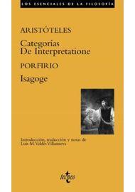CATEGORIAS-DE-INTERPRETATIONE---PORFIRIO---ISAGOGE