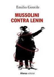 MUSSOLINI-CONTRA-LENIN