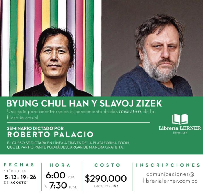Chul Han y Zizek