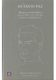 Obras-Completas-Viideas-Y-Costumbres-La-Letra-Y-El-Cetro-Usos-Y-Simbolos-Td