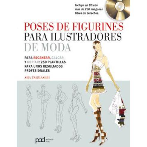 Poses-De-Figurines-Para-Ilustradores-De-Moda